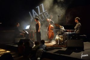 Marion thomas quartet - dimanche - Louvigné Jazz Club