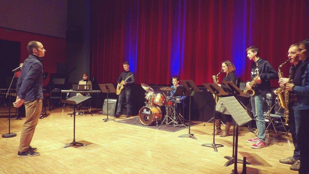 école de jazz de bruz