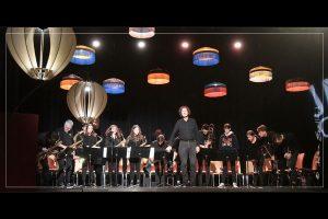 Conservatoire de Fougères agglomération - Louvigné Jazz Club