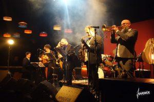 Le Swing Society et Boris Blanchet - Louvigné Jazz Club