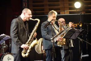 Le Swing Society et Boris Blanchet - Louvigné Jazz Club